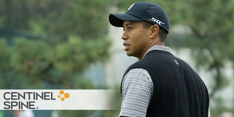 The Back Injury That Tiger Woods Suffered and the Miracle