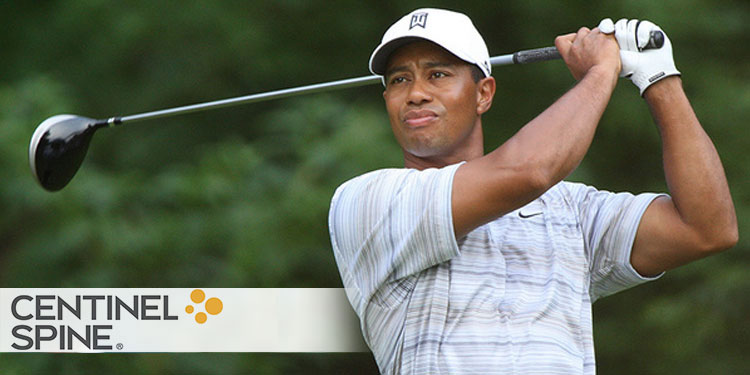 Tiger Woods and Anterior Lumbar Interbody Fusion