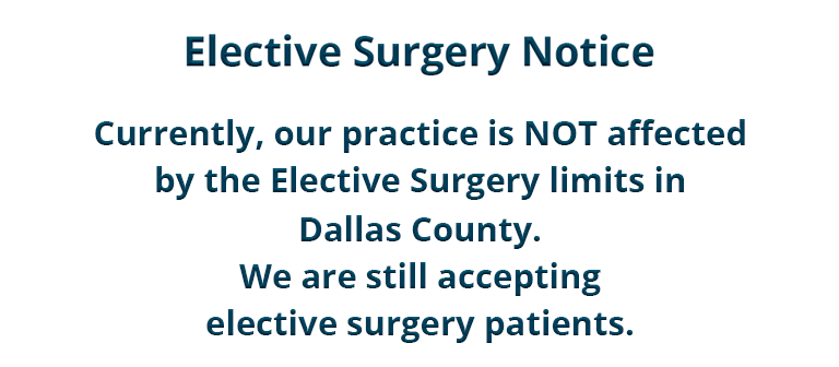 Elective Surgery Notice mobile