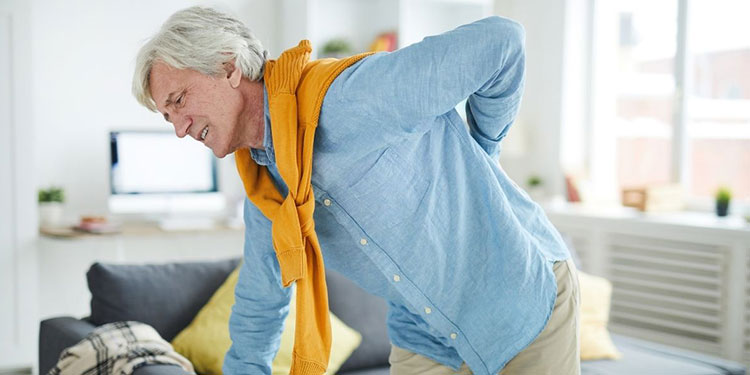 What to Do For Back Pain at Home
