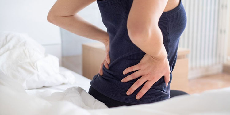 How to Relieve Lower Back Pain While Sleeping