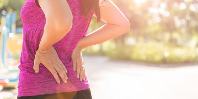How to Cure Back Pain Fast At Home: Exercises